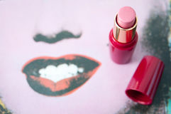 Lipstick Royalty Free Stock Image