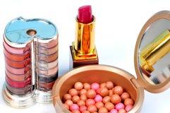 Lipstick shades Stock Photo