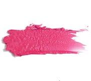 Lipstick smears Royalty Free Stock Image