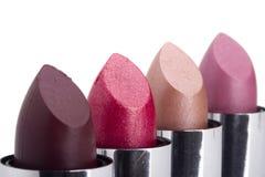 Lipstick Variety Stock Photography