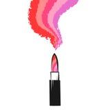 Lipstick vector  Stock Image