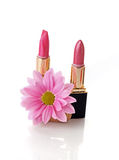 Lipsticks royalty free stock images
