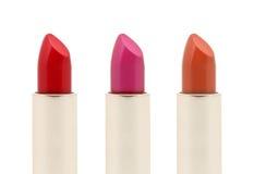 Lipsticks Stock Images