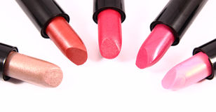 Lipsticks Stock Image