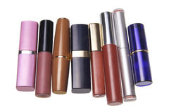 Lipsticks Royalty Free Stock Photos