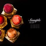 Lipsticks Stock Photo