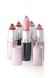Lipsticks Royalty Free Stock Image