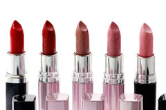 Lipsticks Stock Photography
