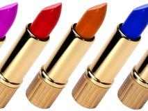 lipsticks Стоковое Изображение RF