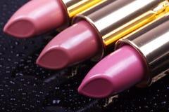 Lipsticks royalty free stock photos