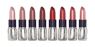 Lipsticks Stock Image