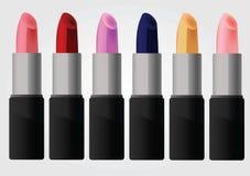 Lipstik Arkivfoton