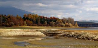 liptovska mara Словакия Стоковая Фотография