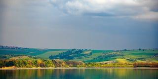 Free Liptovska Mara Lake Of Slovakia Stock Image - 215684811