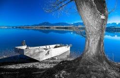 Liptovska Mara - water basin, Slovakia Stock Photography