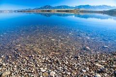 Liptovska Mara - water basin, Slovakia Stock Image