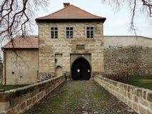 Lipy城堡 免版税图库摄影
