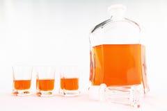 Liqueur Stock Image