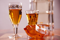 Liqueur Royalty Free Stock Photo