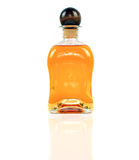 Liqueur bottle Royalty Free Stock Photography