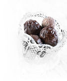Liqueur Chocolates Royalty Free Stock Images