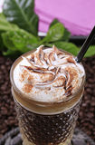 Liqueur coffee Royalty Free Stock Image