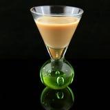 Liqueur crème irlandaise Photo libre de droits