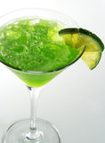 Liqueur Lychee Cocktail Stock Photos