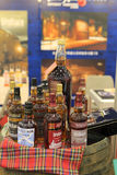 Liqueur shop Royalty Free Stock Images