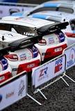 Liqui de voiture de rassemblement de Rc moly Photos stock