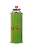 Liquid butane gas can Stock Photography