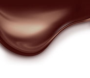 Liquid chocolate Royalty Free Stock Images