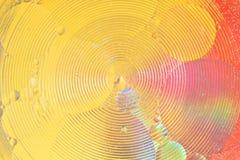 Liquid circles background Royalty Free Stock Photos