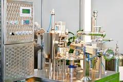 Liquid control Stock Image