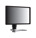 Liquid Crystal Display screen Stock Image