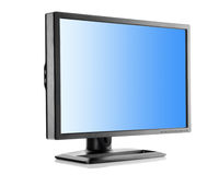 Liquid-crystal monitor.jpg Royalty Free Stock Photography