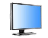 Liquid-crystal monitor.jpg Royalty Free Stock Photography