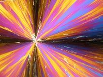 Free Liquid Crystal Under Polarized Light Microscope Stock Photography - 146754782