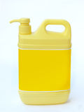 Liquid detergent Royalty Free Stock Images