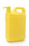 Liquid detergent Stock Image