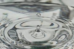 Liquid dollar Royalty Free Stock Photography