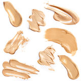 Liquid foundation Royalty Free Stock Photos