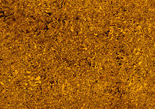 Liquid gold abstract background Royalty Free Stock Image