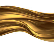Liquid gold Stock Images