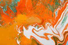 Liquid marbling acrylic paint background. Fluid painting abstract texture. Liquid marbling paint background. Fluid painting abstract texture. Colorful mix of stock images