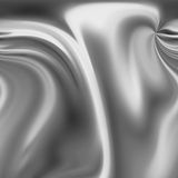 Liquid metal Stock Photography