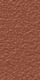 Liquid metal blot on brown background Stock Images