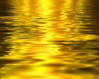 Liquid metal texture Stock Images