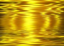 Liquid metal texture Stock Photography
