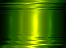 Liquid metal texture Stock Image